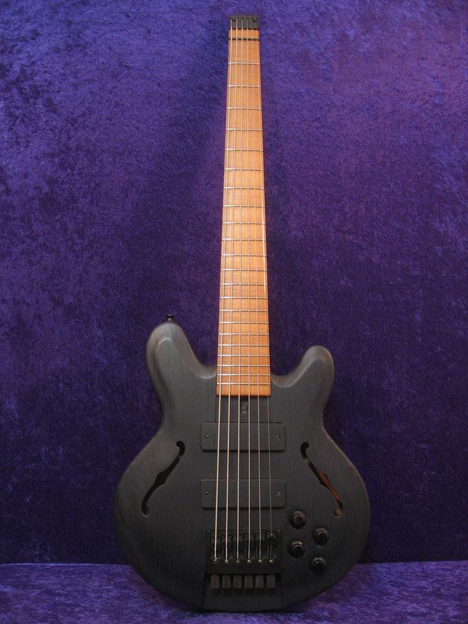 BR 6 String Headless Bass