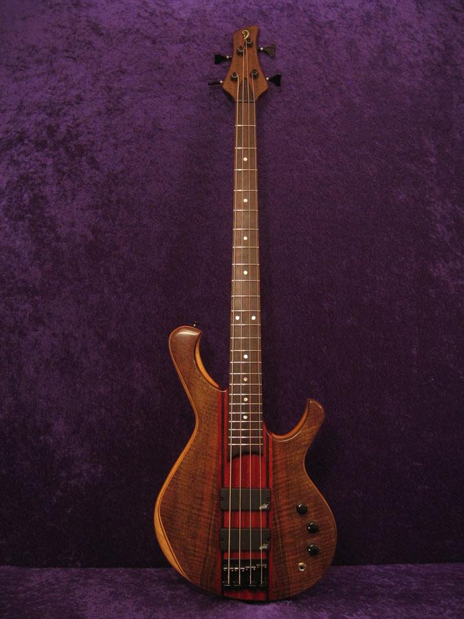 Jael 4 string bass