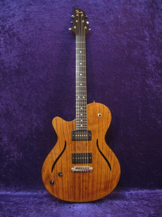 Left Handed Custom Guitar