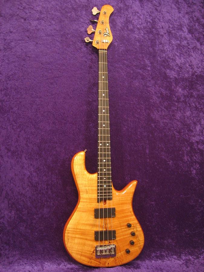 Mod 9 4 string bass