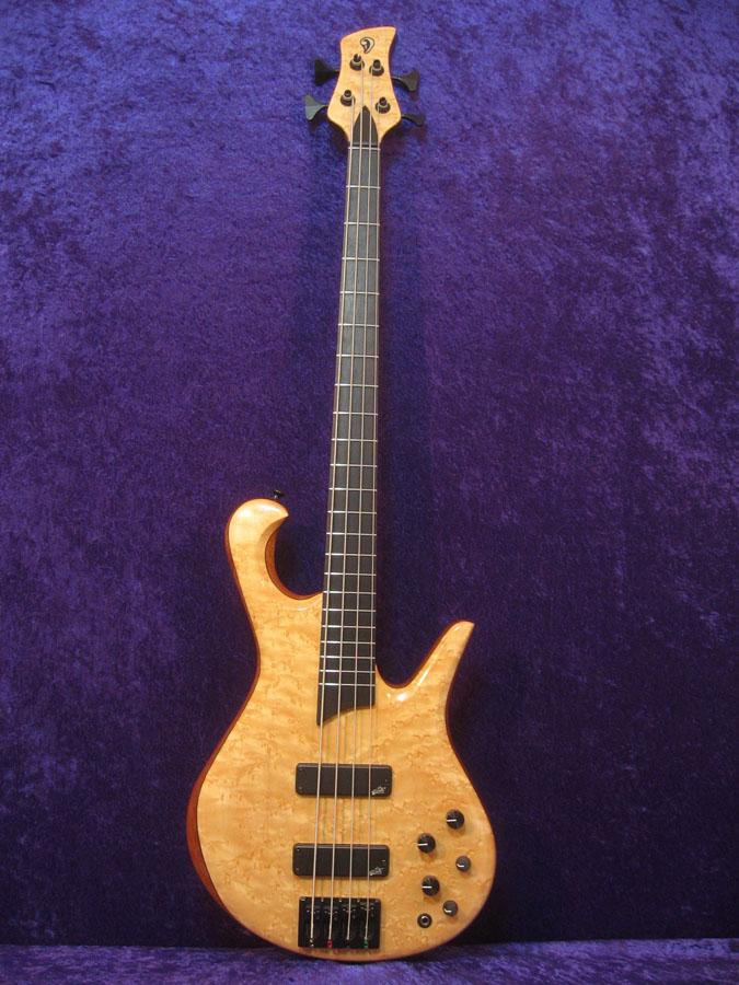 Model 7 4 string bass