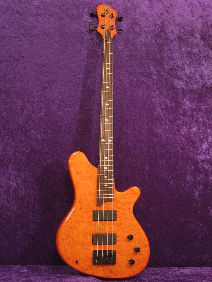 Model 8 4 string bass
