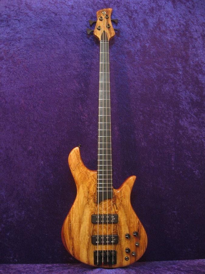 Model 9 4 string bass